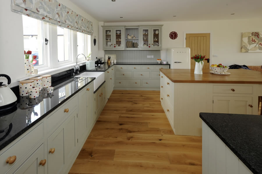 Kitchen design, manufacture and installation by Thwaite Holme, Carlisle
